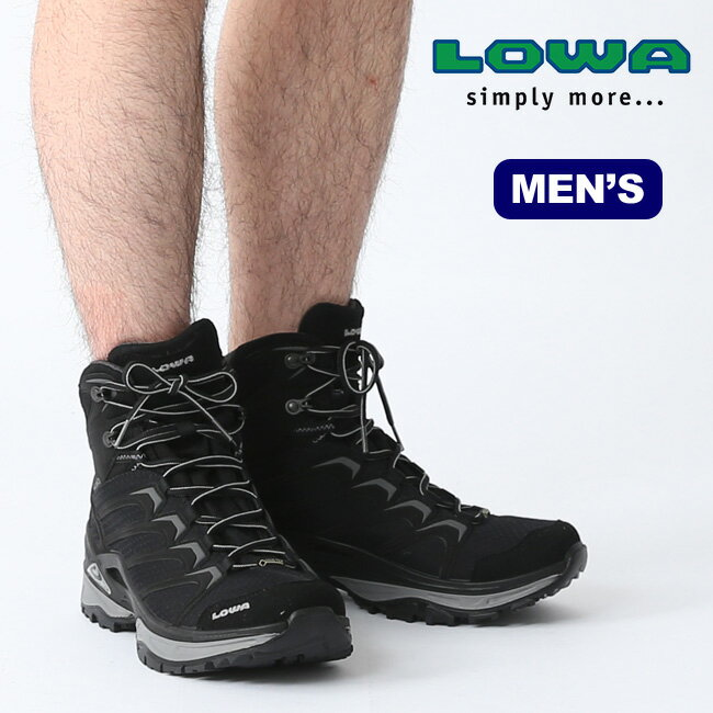 ローバー イノックス LOWA INNOX ゴアテックス ミッド 靴 登山靴 トレッキングシューズ ブーツ 防水 GTX トレッキング ハイキング メンズ <2019 春夏>