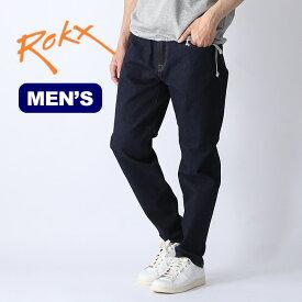 ロックス ジムフリータイタニックパンツ ROKX GYM FREE TITANIC PANT ONE WASH パンツ ロングパンツ デニム ジーンズ ISKO BIG JOHN RXMS191053 <2019 春夏>