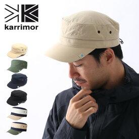 カリマー ベンチレーションキャップ【ST】karrimor ventilation cap ST キャップ 帽子 UVキャップ <2019 春夏>