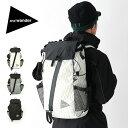 アンドワンダー Xパック 30L バックパック and wander X-Pac 30L backpack AW-AA651 ザック リュックサック <2019 秋…