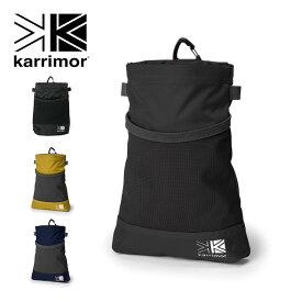 カリマー トレックキャリーヒップベルトポーチ karrimor trek carry hip belt pouch ポーチ 小物入れ ザック用アクセサリー ベルトポーチ ボトル入れ <2019 春夏>