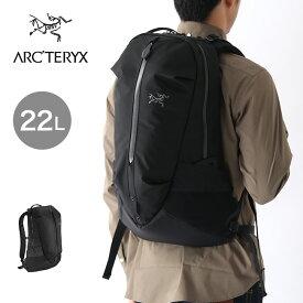 アークテリクス アロー22バックパック ARCTERYX ARRO 22 リュック デイパック バックパック ザック 鞄 リュックサック <2019 秋冬>