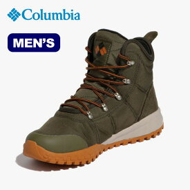 コロンビア フェアバンクスオムニヒート Columbia Fairbanks Omni-Heat メンズ 靴 ブーツ スノーブーツ トレッキングシューズ <2019 秋冬>