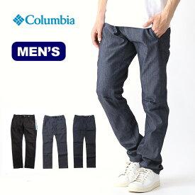 コロンビア ホワイトストーンポイントパンツ Columbia Whitestone Point Pant メンズ ボトムス パンツ ロングパンツ 長ズボン ストレッチ デニム <2019 秋冬>