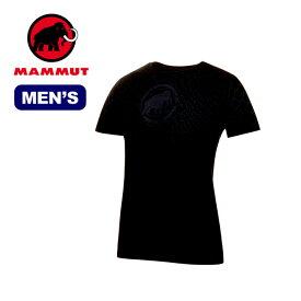 マムート マムートロゴTシャツ AF MAMMUT Mammut Logo AF T-Shirt メンズ 1017-01480 Tシャツ 半袖 ショートスリーブ ロゴT