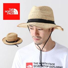 ノースフェイス ラフィアハット THE NORTH FACE Raffia Hat NN01554 帽子 ハット <2020 春夏>