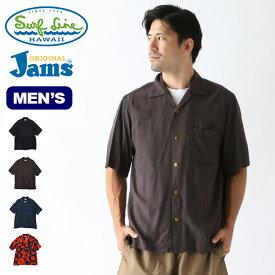 【キャッシュレス 5%還元対象】オリジナルジャムズ メンズS/Sシャツ ORIGINALJams シャツ ショートスリーブ 襟シャツ カジュアルシャツ <2019 秋冬>