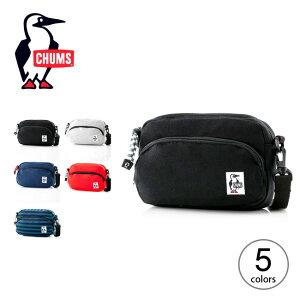 チャムス ショルダーポーチ スウェット CHUMS Shoulder Pouch Sweat 鞄 バッグ ショルダーバッグ ポーチ CH60-2701キャンプ アウトドア フェス【正規品】