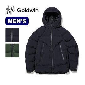 【SALE】ゴールドウィン シュプールダウンジャケット GOLDWIN Spur Down Jacket メンズ GM29300P アウター ジャケット トップス コート アウトドア 【正規品】