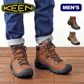 キーン ピレニーズ KEEN PYRENEES メンズ 靴 トレッキングシューズ ブーツ ミッドカット 登山靴 防水 <2019 秋冬>