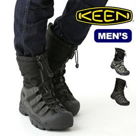 キーン ウィンターポート2 KEEN Winterport2 メンズ 靴 ブーツ 防水 雪 抗菌 ウインターブーツ 男性 <2019 秋冬>