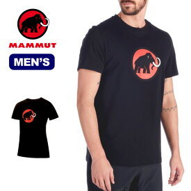 マムート マムートロゴTシャツ AF MAMMUT Mammut Logo AF T-Shirt メンズ 1017-01480 Tシャツ 半袖 ショートスリーブ ロゴT sp19ss
