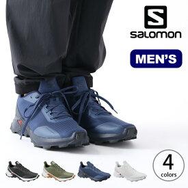 サロモン アルファクロス SALOMON ALPHACROSS メンズ シューズ スニーカー トレイルランニング トレラン 靴 アウトドア 【正規品】