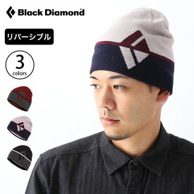 ブラックダイヤモンド ブランドビーニー Black Diamond BRAND BEANIE 帽子 ニット帽 ビーニー ヘッドウェア アウトドア <2019 秋冬>