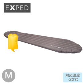 エクスペド ダウンマット HL ウィンター M EXPED DOWNMAT HL WINTER M 395253 寝具 エアマット キャンプ アウトドア 【正規品】
