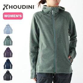 フーディニ アウトライトフーディ HOUDINI W's Outright Houdi ウィメンズ レディース 129664 フーディ フーディー フードジャケット フリース アウター <2019 秋冬>