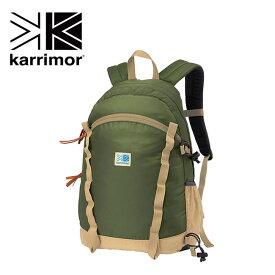 【キャッシュレス 5%還元対象】カリマー VTデイパック F karrimor VT day pack F ザック バックパック リュック リュックサック デイパック 20L <2019 秋冬>