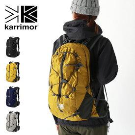 【キャッシュレス 5%還元対象】カリマー SL 20 karrimor バックパック リュック リュックサック ザック デイパック 登山用 ハイキング用 20L <2019 秋冬>