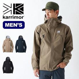 【キャッシュレス 5%還元対象】カリマー サミットジャケットストレッチ karrimor summit jkt stretch アウター ジャケット メンズ <2019 秋冬>