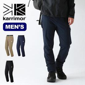 【キャッシュレス 5%還元対象】カリマー トレックDFパンツ karrimor trek DF pants メンズ ズボン パンツ <2019 秋冬>