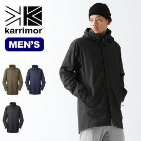 【キャッシュレス 5%還元対象】カリマー ワンダーコート karrimor wander coat メンズ アウター コート <2019 秋冬>