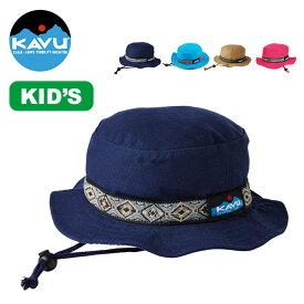 カブー キッズバケットハット KAVU K's Bucket Hat キッズ 11864401 ハット バケット 帽子 子供 <2019 秋冬>