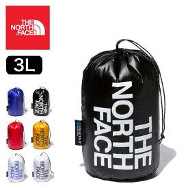 ノースフェイス パーテックススタッフバッグ 3L THE NORTH FACE Pertex Stuff Bag 3L NM91902 スタッフバッグ サブバッグ スタッフサック 巾着 アウトドア 【正規品】