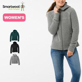 スマートウール 【ウィメンズ】ハドソントレイルフルジップフリースセーター Smartwool Women's Hudson Trail Full Zip Fleece Sweater レディース SW63760 トップス アウター ジャケット アウトドア 【正規品】