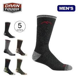 ダーンタフ メンズ ブーツソッククッション Darn Tough Men's Boot Sock Cushion 靴下 くつ下 ソックス<2019 秋冬>