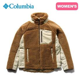 コロンビア アーチャーリッジ【ウィメンズ】ジャケット Columbia Archer Ridge Women's Jacket レディース PL3148 ジャケット フリースジャケット アウター 上着 <2019 秋冬>