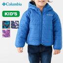 コロンビア ダブルトラブルジャケット Columbia Double Trouble Jacket 子ども キッズ SC5505 ジャケット アウター リ…