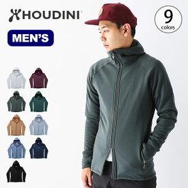 フーディニ パワーフーディ HOUDINI Power Houdi メンズ 225984 フーディ フリース ジャケット アウター <2019 秋冬>
