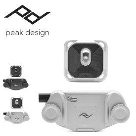 ピークデザイン キャプチャー V3 Peak Design capture カメラ クリップ 持ち運び アウトドア <2019 秋冬>