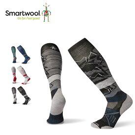 スマートウール PhDスキーライトエリートパターン Smartwool Phd Ski ElitePattern SW71662 メンズ レディース ユニセックス スキーソックス アウトドア 【正規品】