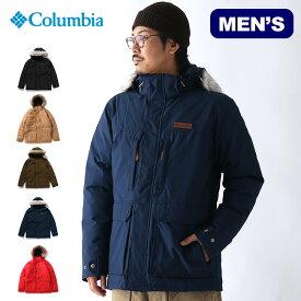 【SALE】【30%OFF】 コロンビア マーカムピークジャケット Columbia MARQUAM PEAK JACKET メンズ WE1250 アウター 中綿ジャケット 防寒 キャンプ アウトドア 【正規品】
