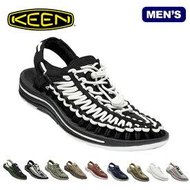 【SALE】キーン ユニーク KEEN UNEEK メンズ ラウンドコード サンダル 靴 シューズ キャンプ フェス 野外 アウトドア sp19ss