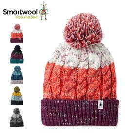 Smartwool Isto Retro Beanie スマートウール イストレトロビーニー 帽子 ニット帽 ビーニー ボンボン付き <2019 秋冬>