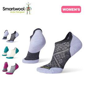Smartwool Women's PhD® Run Light Elite Micro Socks スマートウール 【ウィメンズ】PhDランライトエリートマイクロ ソックス 靴下 レディース <2019 秋冬>