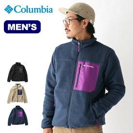 コロンビア シュガードームジャケット Columbia SUGAR DOME™ JACKET メンズ PM1614 ジャケット フリース アウター <2019 秋冬>