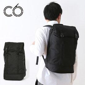 シーシックス クリサリスバックパック C6 Chrysalis Backpack バックパック リュック ザック ナイロン ブラックアウトドア 【正規品】