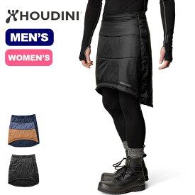 フーディニ スリープウォーカー HOUDINI Sleepwalker メンズ ウィメンズ レディース 107824 スカート 防寒 防寒 sp19fw