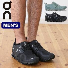 オン クラウド ウォータープルーフ メンズ On Cloud Waterproof スニーカー 靴 メンズ アウトドア トレラン ランニング <2020 秋冬>