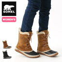 【SALE】【30%OFF】ソレル アウトアンドアバウトプラストール ウィメンズ SOREL Out N About Plus Tall NL3146 ブー…