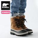 【SALE】ソレル カリブーウール【ウィメンズ】 SOREL Caribou WL NM1481 ブーツ スノーブーツ レディース アウトドア …