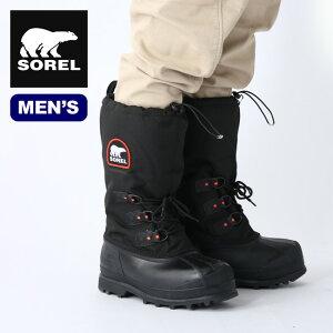 ソレル グレイシャーXT メンズ SOREL Glacier XT ブーツ スノーブーツ キャンプ アウトドア 【正規品】