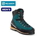 スカルパ モンブラン GTX SCARPA MONT BLANC GTX メンズ SC23216 ブーツ ウィンターブーツ クライミング 山岳 靴 アウ…