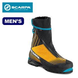 スカルパ ファントムテック SCARPA PHANTOM TECH メンズ SC23127 ブーツ ゲイターブーツ ウィンタークライミング ワンタッチクランポン 登山靴 アウトドア 【正規品】