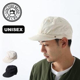 デコー コメキャップ DECHO KOME CAP メンズ レディース DE-01 キャップ 帽子 デニム アウトドア 【正規品】
