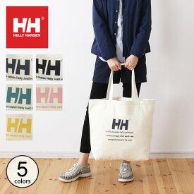 【SALE】ヘリーハンセン ロゴトート L HELLY HANSEN Logotote L HY91732 バッグ トート キャンパスバッグ アウトドア <2020 春夏>