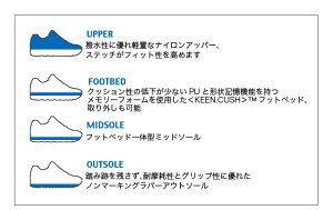 キーンハウザー2KEENHOWSER2メンズスニーカー靴スリッポンリラックスシューズカジュアル<2019秋冬>